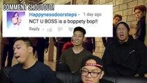 NCT U are so  BOSS  (MV Reaction) #roadto100k
