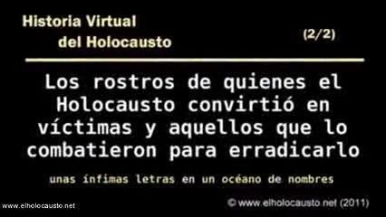 Introducción - Historia Virtual del Holocausto