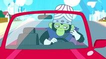 La fuite de bonbons | Les Super Nanas | Cartoon Network