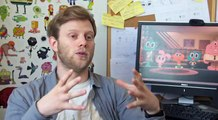 Guillaume Cassuto, scénariste sur Gumball | Imagination Studios | Cartoon Network