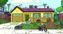 Promenade à vélo | Clarence | Cartoon Network