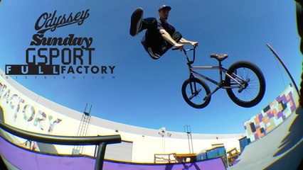 THE NEW FULL FACTORY RAMPS SESSION