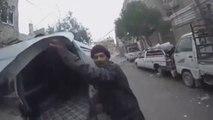 ONG contabiliza otras 47 víctimas de ataques contra Guta Oriental en Siria