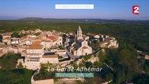La Garde-Adhémar / Région Auvergne - Rhône-Alpes / Département de la Drôme