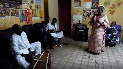Trio Da Kali Ft. Toumani Diabaté - rehearse 'Kanimba'