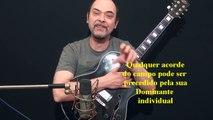 Harmonia funcional - Parte 3 - Dominantes secundários (Violao e Guitarra)