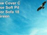 YUUVE 4 Pack Velvet Throw Pillow Cover Cushion Case  Soft Pillow Case for Sofa 18x18