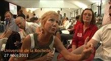 L'université d'été de la Rochelle (PS) par Serge Moati