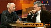 LeWeb 10 : 3 Questions à Pierre Chappaz (Wikio)