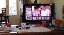 LeWeb 10 de France Télévisions : Clip Démo TV Connectée // HBBTV