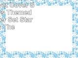 100 Cotton Star Wars Queen Duvet Cover Set  Star Wars Themed Duvet Cover Set  Star Wars