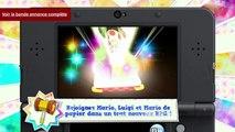 Mario & Luigi: Paper Jam Bros. - Paper Mario se plie en 4 pour Mario & Luigi (Nintendo 3DS)