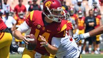 Pre-NFL combine mock draft: Where do QBs land?