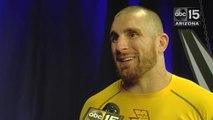 Mojo Rawley makes transition from Arizona Cardinals to WWE - ABC15 Sports