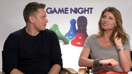 game night sharon horgan and billy magnussen interview
