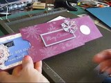 Pull out card and gift card holer frenchiestamps.com