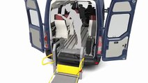 Renault Master TPMR - Transport de Personnes à Mobilité Réduite