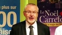 Carrefour Charleville-Mézières vous souhaite une bonne année 2015 !