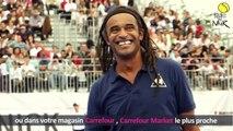 Yannick Noah - Fête le Mur & les Boucles du Coeur - Carrefour