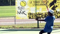 Les Boucles du Coeur - Témoignage de Younes El Aynaoui parrain de Fête le Mur