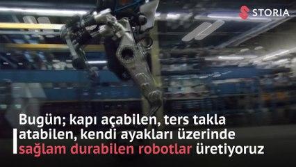 Kontrol gelecekte robotlara geçerse ne olacak?