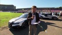 Audi RS 7 piloted driving concept @ Hockenheim