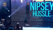 "Nipsey Hussle ""Last Time That I Checc'd"" Live @ Revolt TV ""Global Spin Awards"", the Novo, Los Angeles, CA, 02-15-2018"