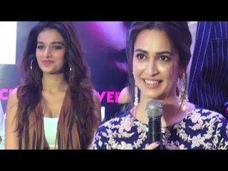 Nidhi Agarwal And Kriti Kharbanda Looking Gorgeous At India Beach Fashion Week
