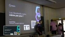 """Touraine Tech - D.Pilato """"Les Vendredis noirs : même pas peur !"""""""