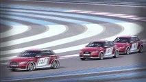 Audi endurance experience :: résumé après 6 heures de course