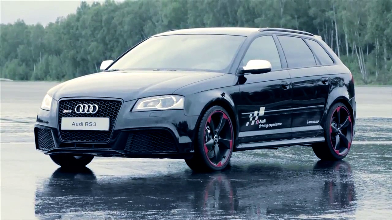 Essai Audi RS 3 Sportback / Audi France
