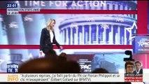 L'opération séduction de Marion Maréchal-Le Pen à Washington