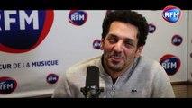 Tomer Sisley sera l'invité de Pascal Nègre le dimanche 13 janvier sur RFM