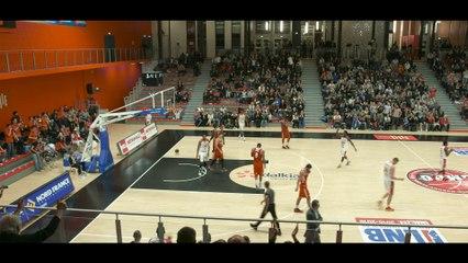 Tiens, si j'allais voir un match du Lille Métropole Basket en VIP ?