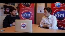 Vianney Rédac' Chef de RFM.fr : ses projets pour 2016 (4/5)