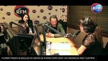 Un Dimanche avec Florent Pagny et Anggun sur RFM : Quel serait leur duo rêvé ?