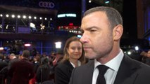 Exclusive Interview: Liev Schreiber compares animated dog role to Ray Donovan character