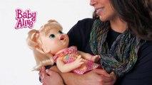 Toys''R''Us présente Sarah Ma poupée gourmande - Baby Alive