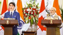 PM Modi addresses joint conference with Canadian Prime Minister Justin Trudeau | Oneindia News