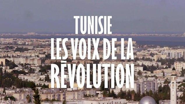 Tunisie Les voix de la révolution