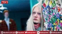 Milan Fashion Week Models carry fake heads on Gucci catwalk