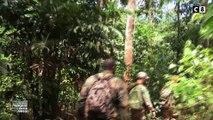 La traque -  L'armée française dans l'enfer de la jungle - Lundi 26 février à 21h sur C8