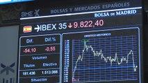 El Ibex 35 pierde un 0,10% en la semana, hasta 9.822,4 puntos, arrastrado por Inditex