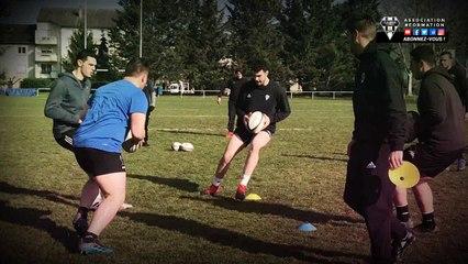 #U22, le stage de reprise des espoirs du CA Brive Rugby