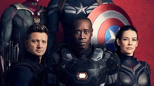 Avengers 4 Endgame (2019) Hollywood Telugu Dubbed Movie