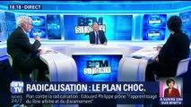 Déradicalisation: que faut-il retenir des mesures présentées par Edouard Philippe ?