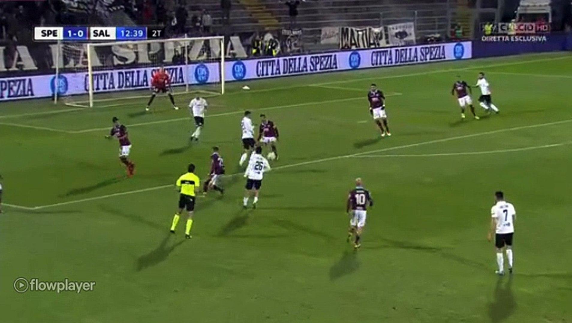 Guido Marilungo Goal HD - Spezia 2-0 Salernitana 23.02.2018