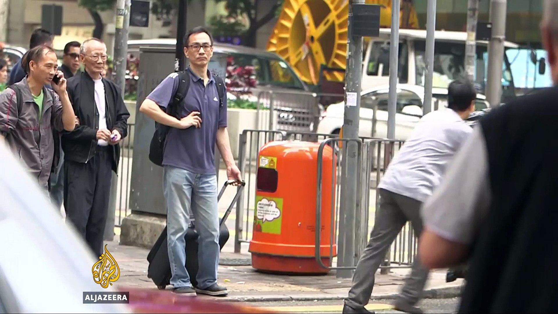 Hong Kong: 20% lives in poverty