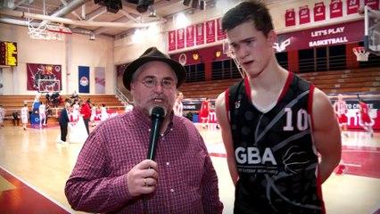 EB ANGT Belgrade, Day 1 Interview: Lubos Kovar, U18 GBA Prague