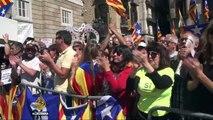 Catalan pro-independence mayors defy Spanish government before referendum